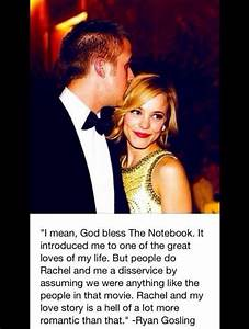 Ryan Gosling and Rachel McAdams are actually dating | my ...