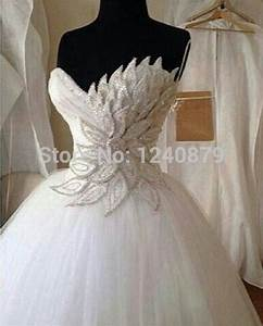 most luxurious elegant beaded crystal bridal gown white With most elegant wedding dresses