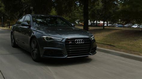 2016 Audi S6 Quattro Review