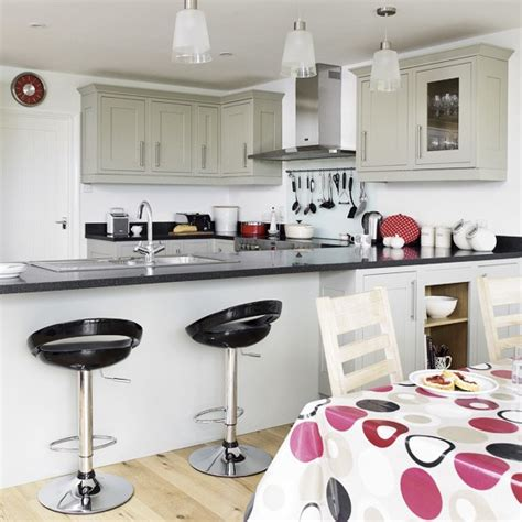 kitchen diner design ideas modern kitchen diner kitchens decorating ideas housetohome co uk