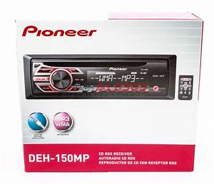 New Pioneer Deh Mp3  Aux Car Stereo