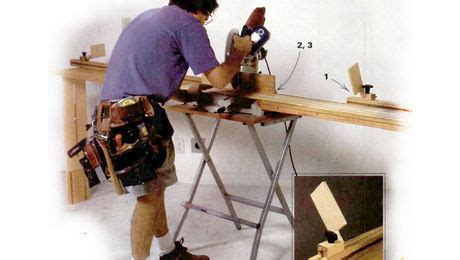 building sturdy sawhorses fine homebuilding
