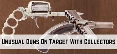 Guns Unusual Target Unique Collectors Firearms Lansdale