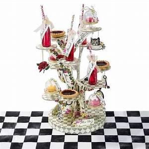 Stand A Forma Di Albero Per Cupcake