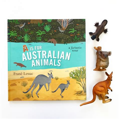 a is for australian animals books we