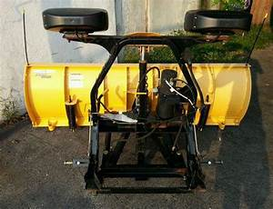 Purchase Fisher Minute Mount 2 Snow Plow 7 5 With Mount  Wiring  U0026 Controllet Motorcycle In