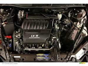 2008 Buick Lacrosse Super Engine Photos