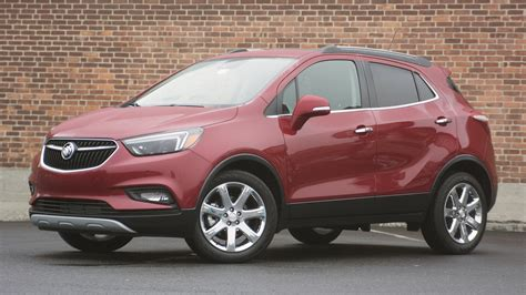 review 2017 buick encore