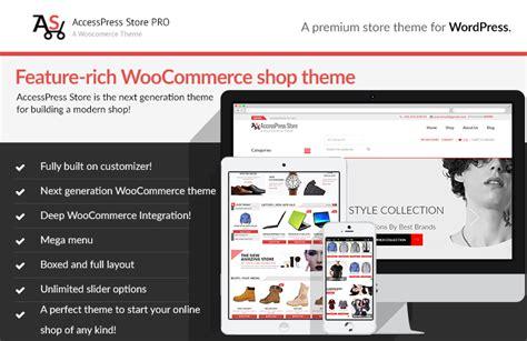 accesspress store pro  woocommerce wordpress theme