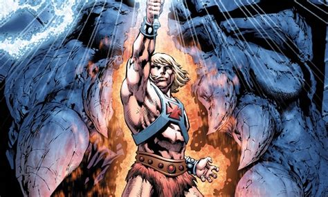 What Type Of Cartoon Do You Want For The Next He-man