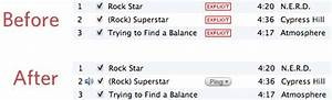 How to Hide the Explicit Label in iTunes | Macinstruct