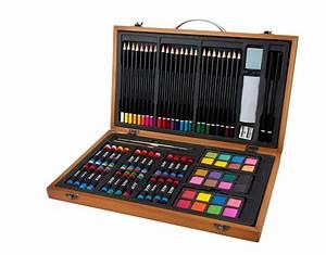Pro Art Kitcase : amazon toy deal alex toys 80 piece art kit with wooden case only down from ~ Sanjose-hotels-ca.com Haus und Dekorationen