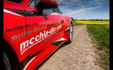 2018 Mcchip Dkr Porsche 991 Carrera S Details 1