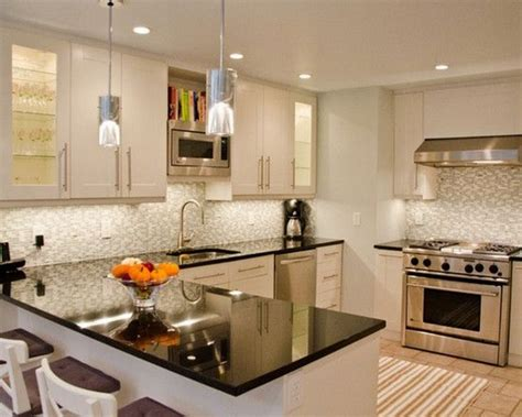 white kitchen cabinets with black granite what are the best granite colors for white cabinets in 2063