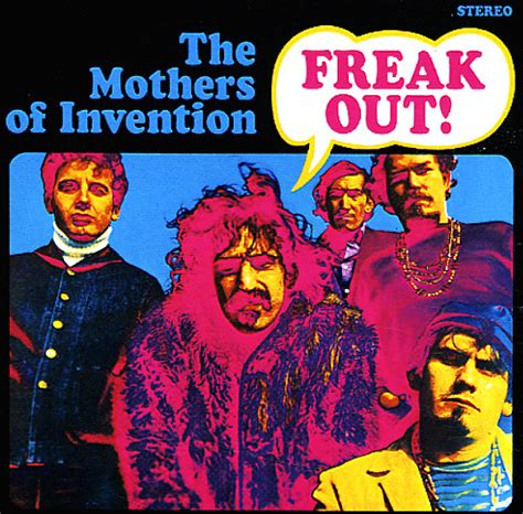 invention mothers zappa frank freak album lp cd