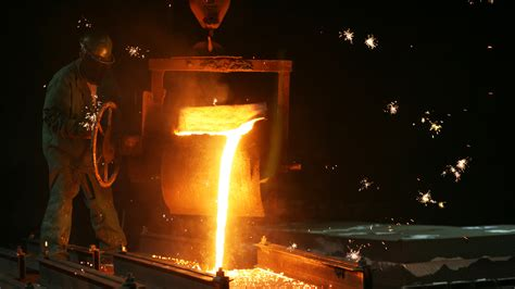 In The Heat Of The Foundry, Steinway Piano 'Hearts' Are ...