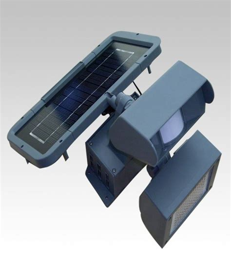 china solar led light solar infrared motion sensor light