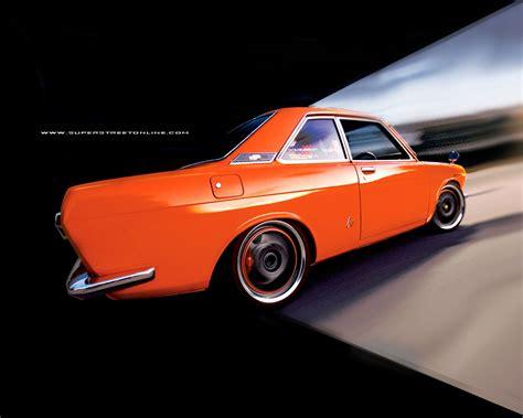 1971 Nissan Bluebird Classic