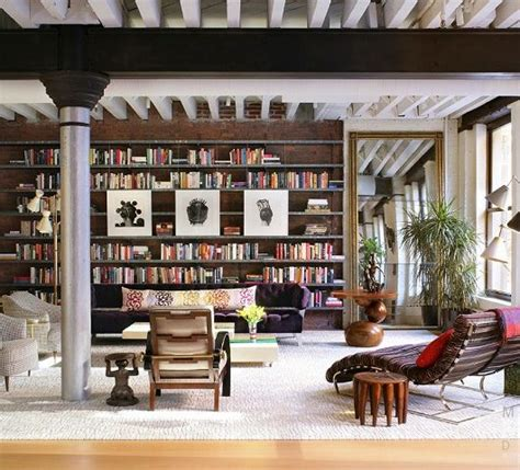 Cool Inviting New York City Loft by Decoholic Page 46 Of 254 Interior Design Living Room