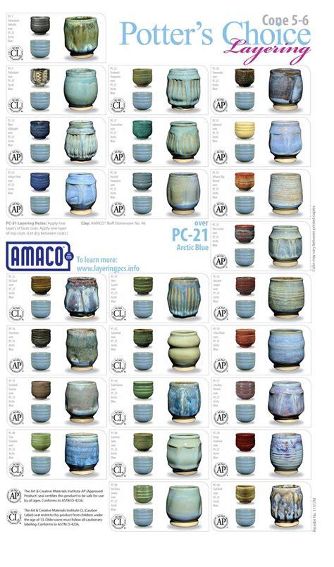 amaco ceramics best 25 amaco glazes ideas on