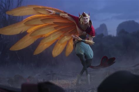 Xayah And Rakan Appear In A New Short Cinematic Teaser