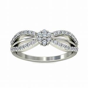 unique cheap engagement ring 050 carat round cut diamond With unique inexpensive wedding rings