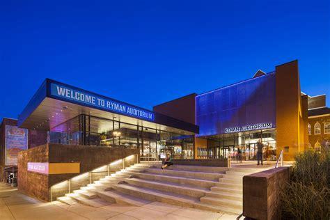 ryman auditorium renovation  expansion