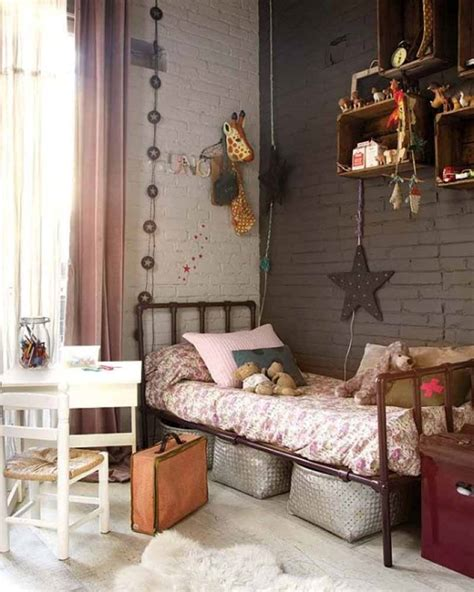 chambre style industrielle inspiration chambre industrielle