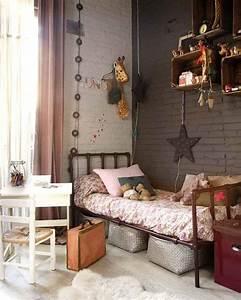 Chambre Deco Industrielle : inspiration chambre b b industrielle ~ Zukunftsfamilie.com Idées de Décoration