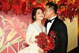 江宏恩婚禮傳意外 新娘婚紗燒起來了 - 中時電子報