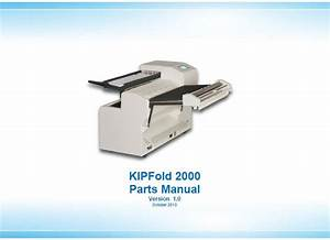 Kip Fold 2000 Installation Guide  Parts Manual  Wiring