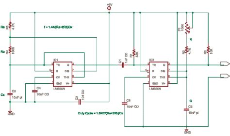Fixed Frequency Variable Duty Cycle With Delabs