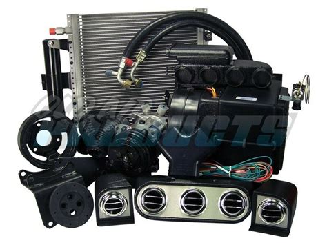automotive air conditioning repair 1968 ford mustang parental controls 1965 1966 mustang 289 complete ac air conditioning heat kit w cable controls ebay