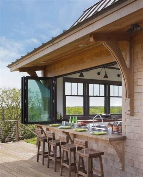 Bar In Der Küche by 25 Smart Outdoor Bar Designs F 252 R Jeden Raum Beste