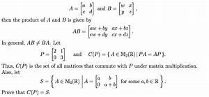 Elementary Linear Algebra Proof - Mathematics Stack Exchange