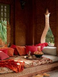 interesting moroccan patio decor ideas 51 Relaxing Moroccan Living Rooms - DigsDigs