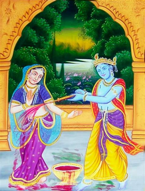 radha krishna holi wallpapers pictures  images hindi web