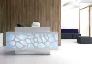 Office Reception Desk Design Ideas