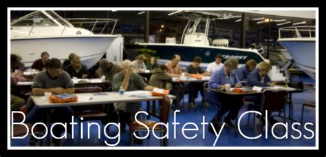Boat Safety Class by Safe Boating Class