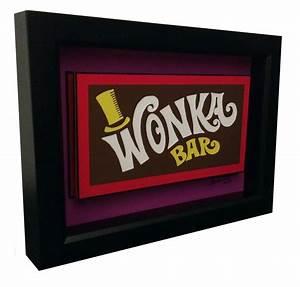 3d Pop Art : willy wonka bar 3d pop art charlie and the chocolate by popsicart ~ Sanjose-hotels-ca.com Haus und Dekorationen