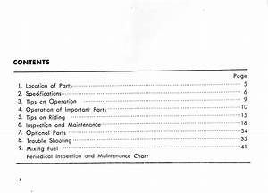 K10  K11 Owners Manual