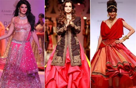 Latest Trends In Indian Wedding Dresses