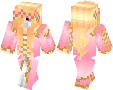 princess skin minecraft skin minecraft hub