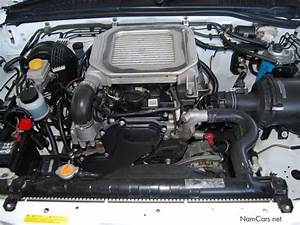 Used Nissan Hardbody Np300 2 5 Tdi D  C 4x4