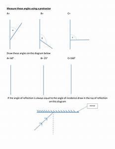 Reflection Ray Diagrams By Robhiggi