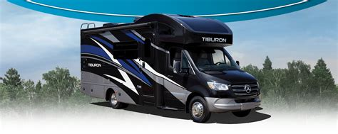 Executive transportations motor coaches can accommodate your group for any distance trip. Tiburon Sprinter Class C Motorhomes   Thor Motor Coach   Sprinter, Mercedes sprinter rv, Thor ...
