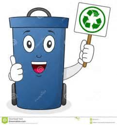 Trash Can Bin Cartoons