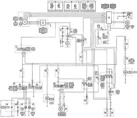 Yamaha Kodiak Wiring Diagram Auto Electrical