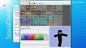 Minecraft Skins Selber Erstellen Mit Skin Edit Tutorial German  Deutsch  Hd
