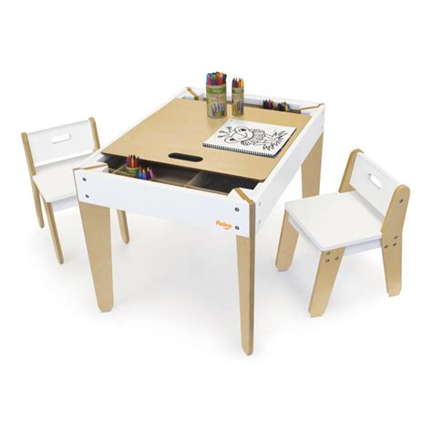 p kolino little modern kids tables and chairs set buy